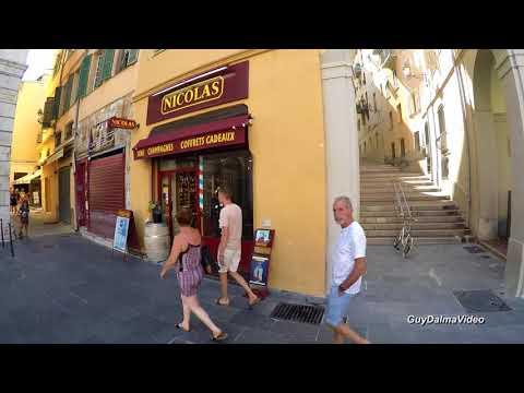 Escapade Dans Le Vieux Nice.