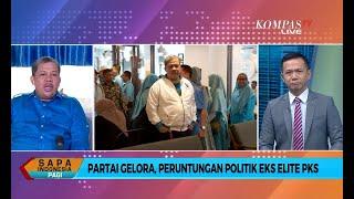 Partai Gelora, Peruntungan Politik Eks Elite PKS