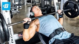 Muscle-Building Chest Workout | Abel Albonetti