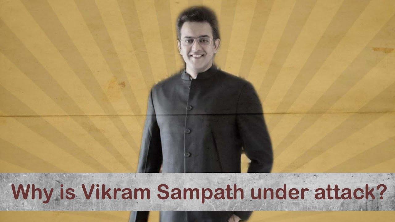 Download Why is Vikram Sampath under attack? - Urban Chatterati