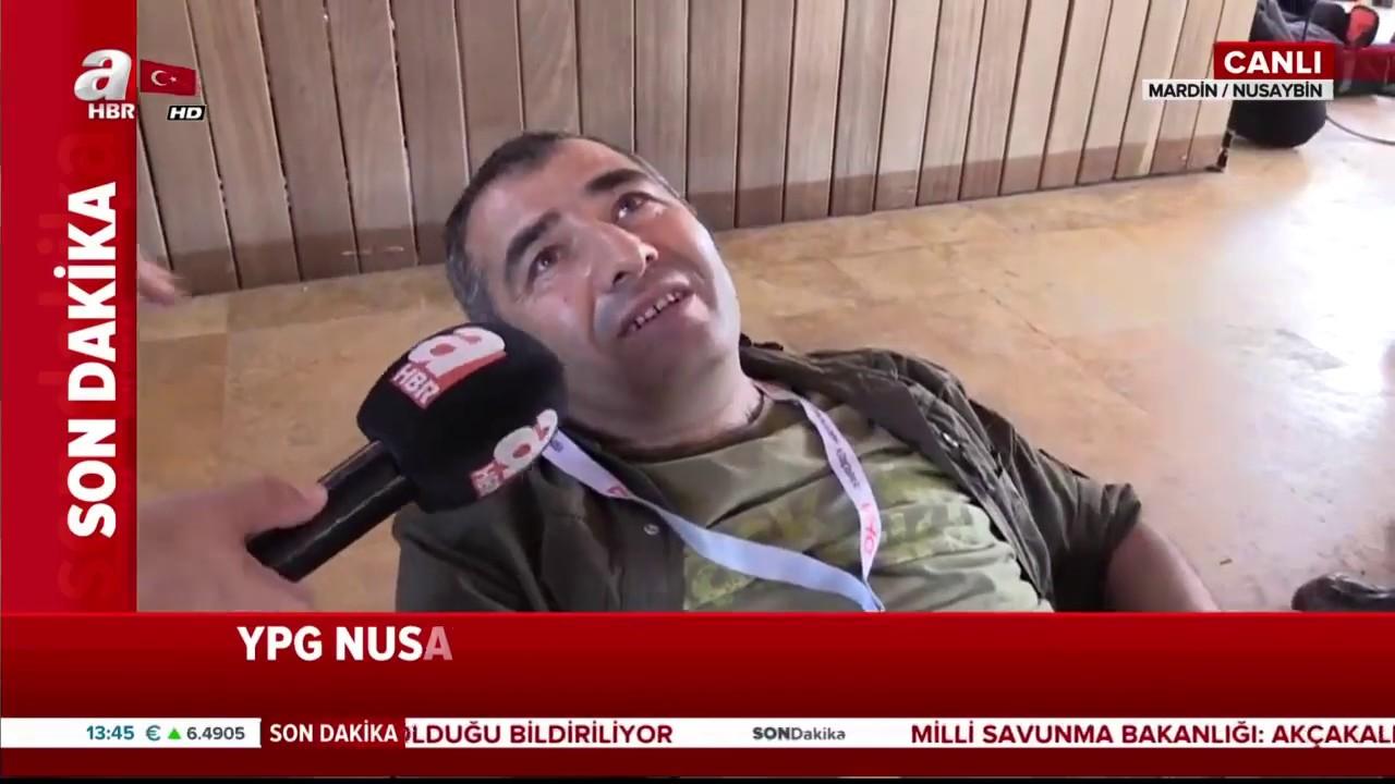 SON DAKİKA: Eli Kanlı Teröristlerden Gazetecilere Alçak Saldırı! / A Haber