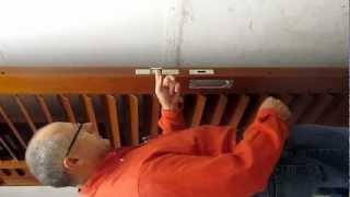 Kirtz Interior/exterior Sliding Plantation Shutter Doors