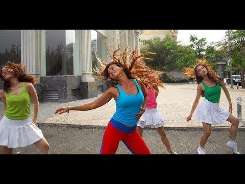 Kĩ năng tập giúp giảm vòng 2 - Vui Sống Mỗi Ngày [VTV3 - 30.10.2012]