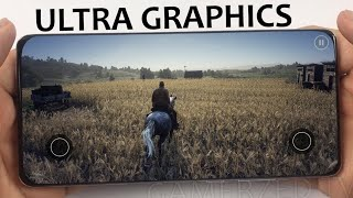 TOP 10 NEW 🔥 ULTRA GRAPHICS GAMES FOR ANDROID & IOS IN 2020/2021 | OFFLINE & ONLINE