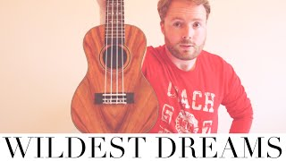 Wildest Dreams - Taylor Swift (UKULELE TUTORIAL)