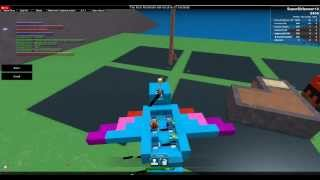 Roblox - drive a giant bird
