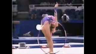 3. Alina Kabaeva : the energy