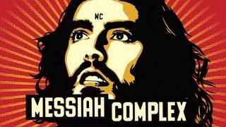 Russell Brand MESSIAH COMPLEX World Tour 2013