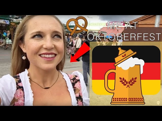 OKTOBERFEST 2018 SURVIVAL GUIDE