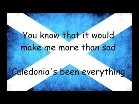 Caledonia Frankie Miller with lyrics