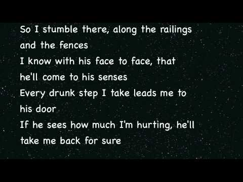 Nothing - The Script (Instrumental) (LYRICS ON SCREEN)