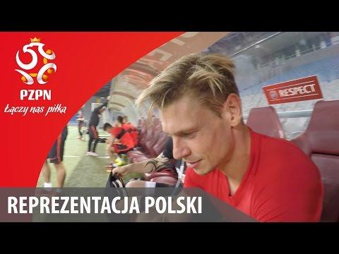 """Prezes Piszczek, pompki na jednej ręce i oglądanie """"Chcę więcej""""."""