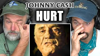 Montana Guys React To Johnny Cash - Hurt