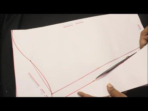 Sleeves Cutting In Simple & Easy Method (DIY)|TAMIL