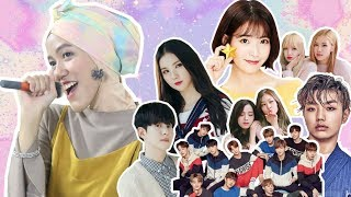 Tiffani Afifa Karaoke Lagu Korea Sambil Makeup!   Karaoke Makeup Tutorial