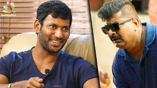 I feel very ashamed : Vishal Interview | About Director Mysskin and Thupparivalan