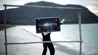 "Samsung SmartTV ""ติดเกาะ"" Digital Campaign / Movie Keyword Thumbnail"
