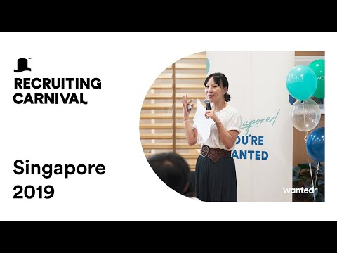 WANTED Recruiting Carnival - Singapore 2019