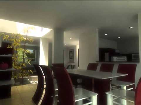 Recorrido virtual casa portezuelo pachuca youtube for Casas modernas recorrido virtual
