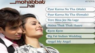 Yeh Jo Mohabbat Hai - Juke Box - Full Songs