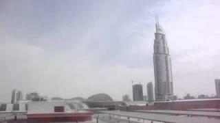 Burj Khalifa (Dubai) - O edifício mais alto do mundo - ArqTours Dubai 2009