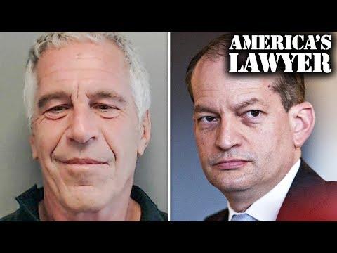Federal Prosecutors Caught Hiding Secret Deal With Sex Offender Jeffrey Epstein