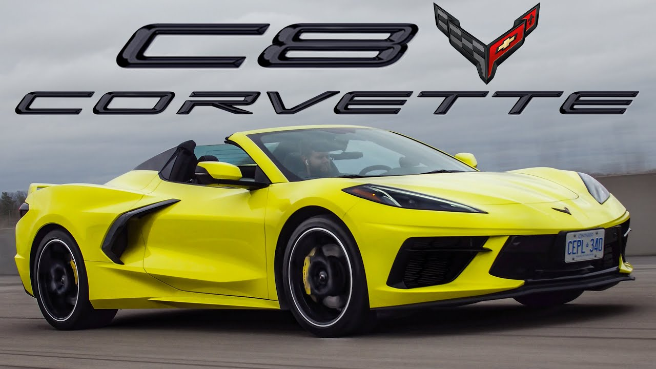 SOLD OUT! 2021 C8 Corvette Convertible Review