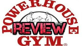 Powerhouse Gym Review, Is Powerhouse a Good Gym?