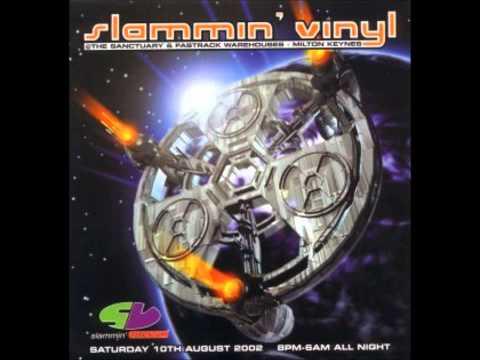 DJ Sy - Slammin Vinyl - August 2002
