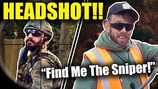 Airsoft Beta Males React to Multiple Headshots