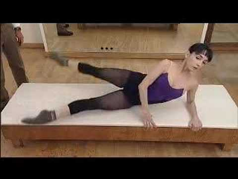 Pilates Exercise from Tamara Rojo
