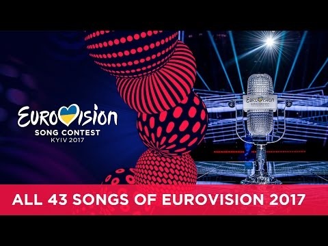 RECAP: All the songs of the 2017 Eurovision Song...
