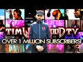 Tim Westwood TV Over 1 Million Subscribers! All the legendary moments!