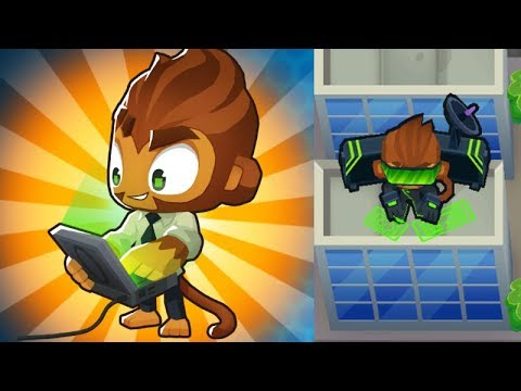 BTD6 NEW HERO! MEET BENJAMIN, THE CODE MONKEY!