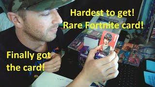 Rarest rare fortnite card!