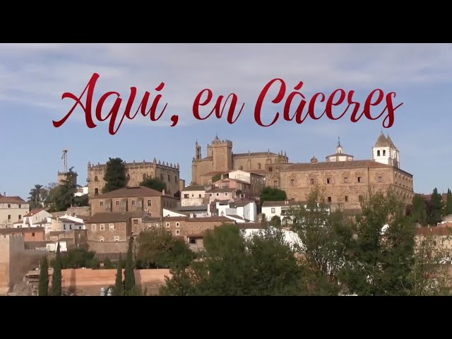 AQUÍ, EN CÁCERES - Noticias 01/12/20