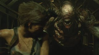 Resident Evil 3 Remake - All Boss Fights and Ending