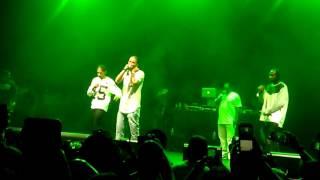 Bone Thugs n Harmony why do I stay high art of war tour 4/17/16