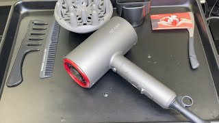 HiFairy Hammerhead Style Hairdryer Unboxing - IS IT AN AFFORDABLE DYSON SUPERSONIC HAIRDRYER??