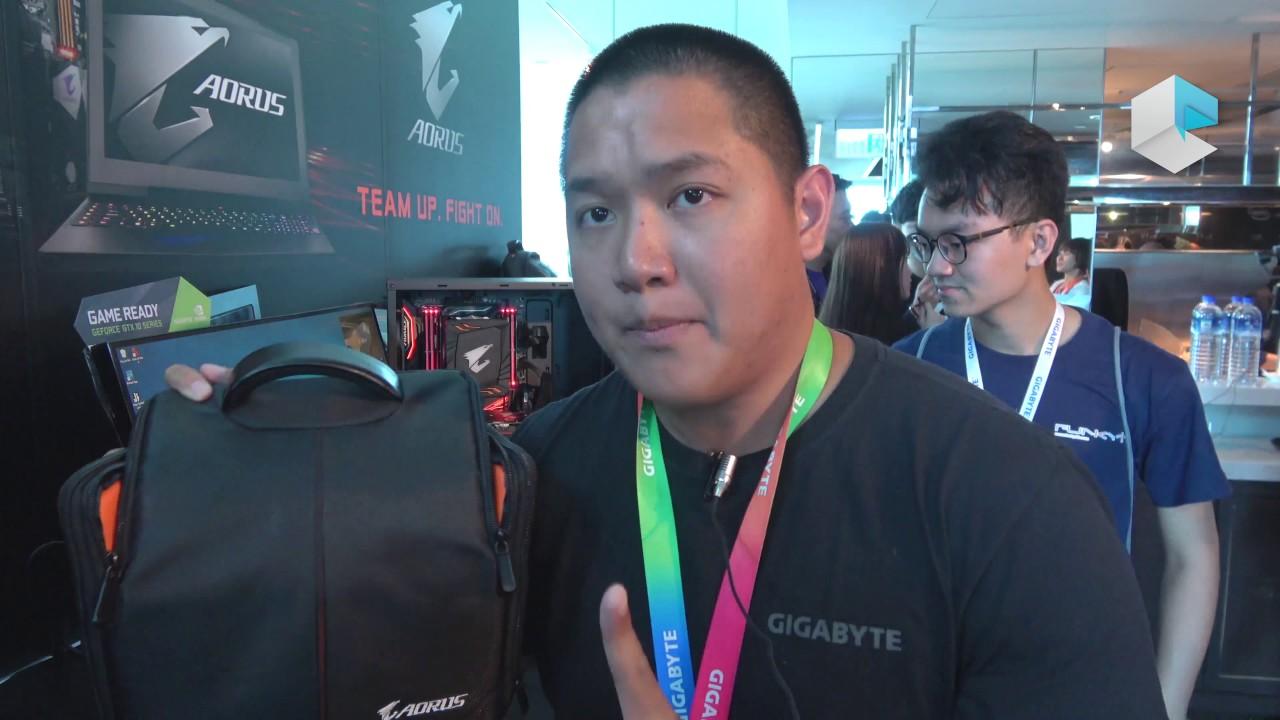 Aorus GTX 1070 Gaming Box external GPU