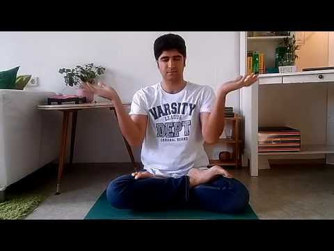 How to meditate  +Music (FalunDafa) مدیتیشن فالون دافا یا فالون گونگ