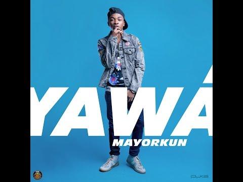 Mayorkun - Yawa (Lyric Video)