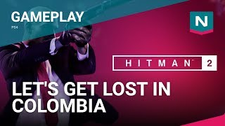 Hitman 2 - Colombia Gameplay/Mini Review