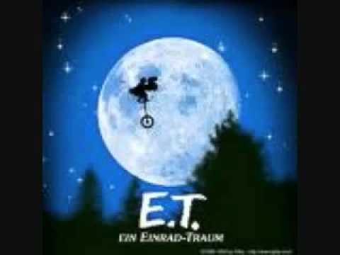 banda sonora  E.T