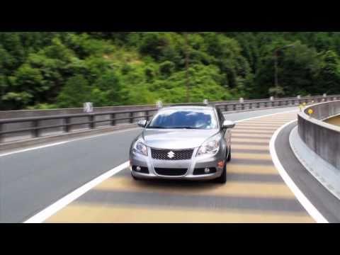2011 Suzuki Kizashi Ecocharge Concept Youtube