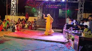 Thane kajliyo banalyu rajsthani music dance by gulab kanwar rathore