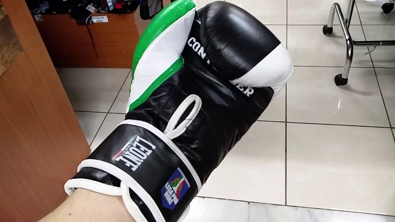 Γάντια LEONE Contender Boxing Gloves