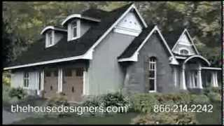 Cottage House Plans - Pleasant Cove Cottage House Plan