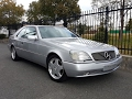 Mercedes Benz S500 Coupe W140 [SmileJV]