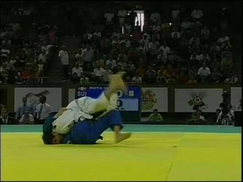 Judo 2009 Yerevan.Rota(SUI)-Mkrtchyan (ARM) [-55k]Bronz Medal